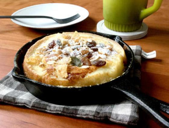 バニラアイスで簡単!フレンチトースト