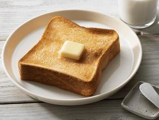 至福のバタートースト